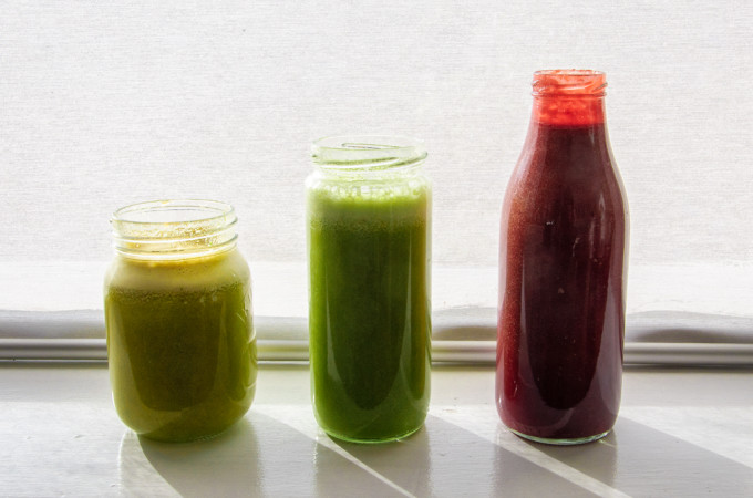 4 heavenly juices that can make a juice cleanse easier…