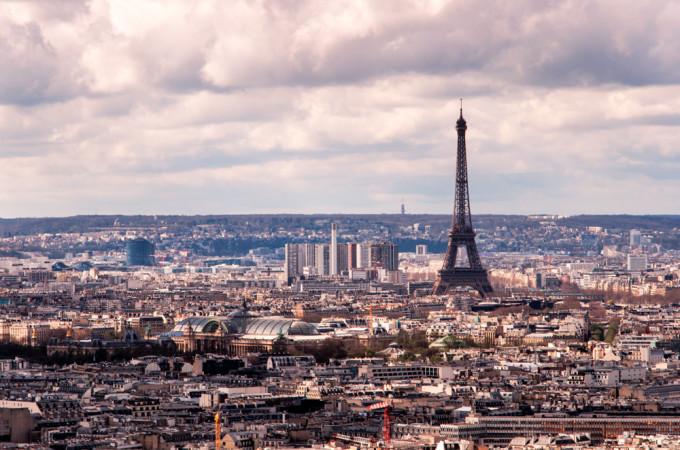 Eating Healthy in Paris