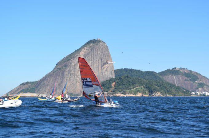 Χορτοφαγικες περιπετειες στο Ολυμπιακο Ριο