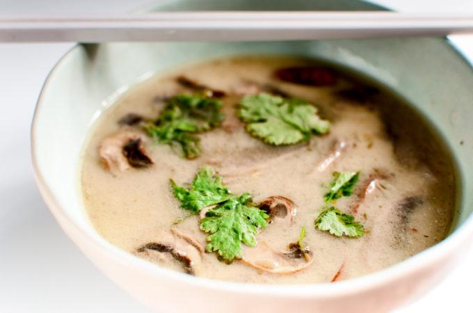 Τομ Κα: Η πιο νοστιμη ταυλανδεζικη σουπα καρυδας