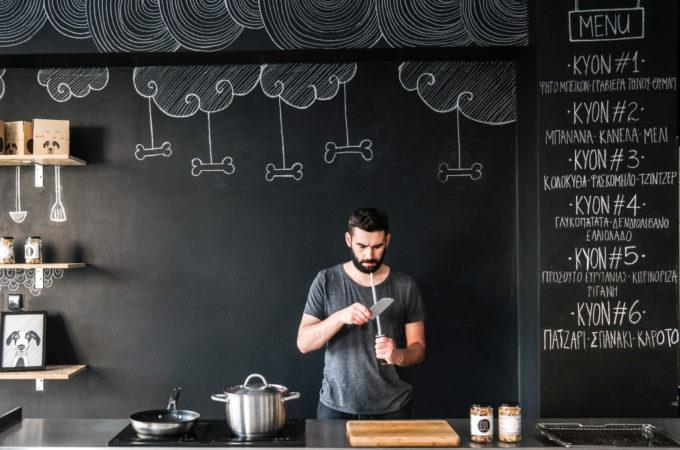 Inspiration: Γιωργος Παπαλεοντιου ΚΥΟΝ Natural Dog Food