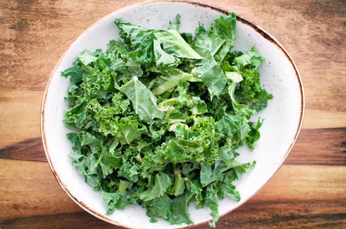 Λαχανιδα: Γιατι τετοιος ντορος με το kale;