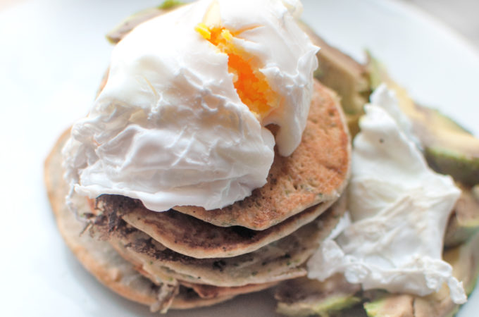 Αυγα ποσε σε τηγανιτες απο σπανακι